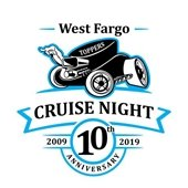10th anniversary West Fargo Cruise Night