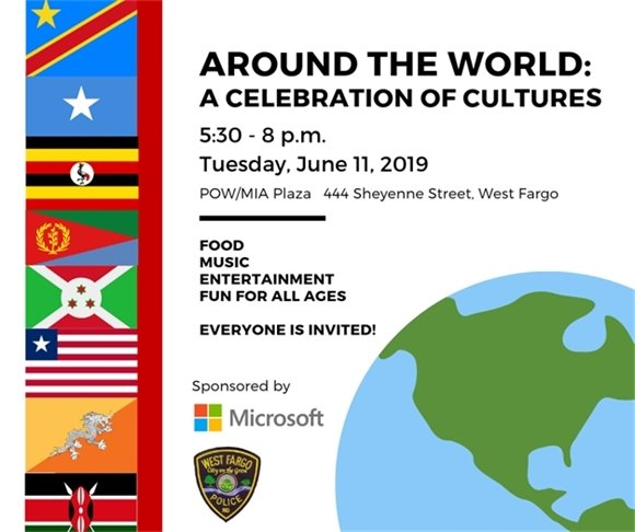 AROUND THE WORLD: A Celebration of Cultures