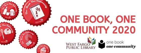 One Book, One Community 2020