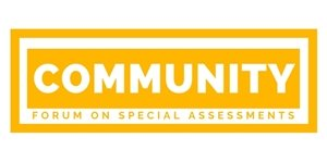 Community Forums on Special Assessments