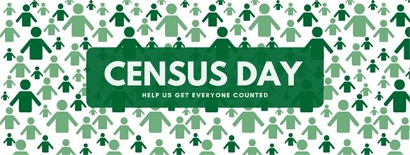 Census Day Email Header