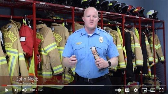 West Fargo Fire Department Firework Safety Video