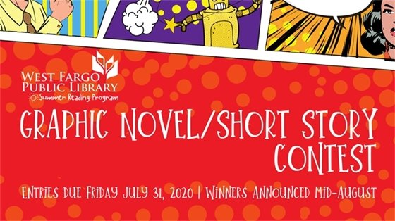 Graphic Novel Short Story Contest Link
