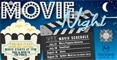 Movie Night in the POW/MIA Plaza