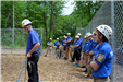 Law Enforcement Explorer's Summer Leadership Camp