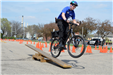Bike Patrol Course at the MN Law Enforcement Explorer's Association Conference