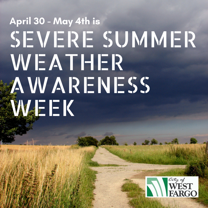 Severe Weather Awareness Week-general