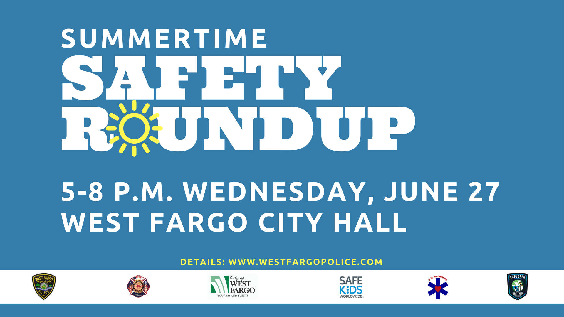 Summertime Safety Roundup