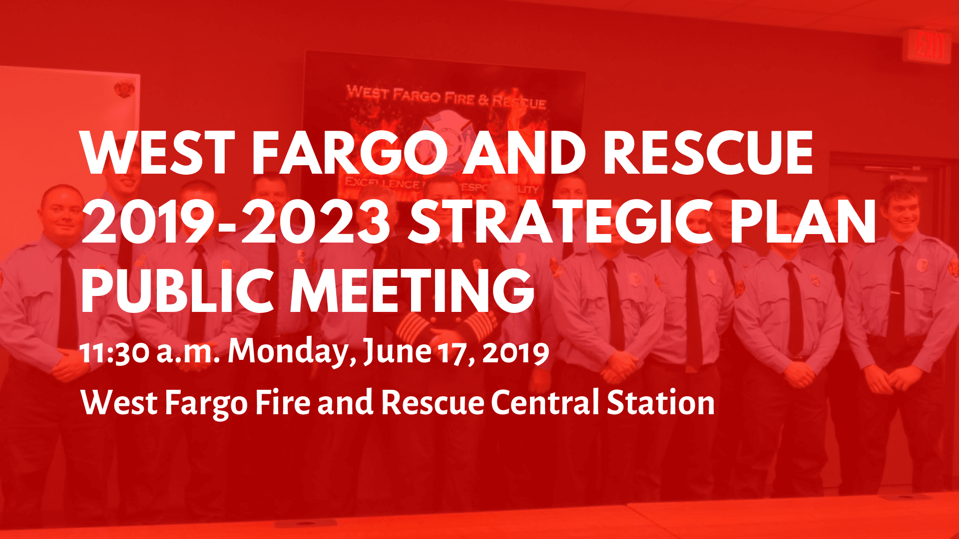 WFFD Strategic Plan Review