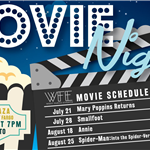 POW/MIA Plaza Movie Night