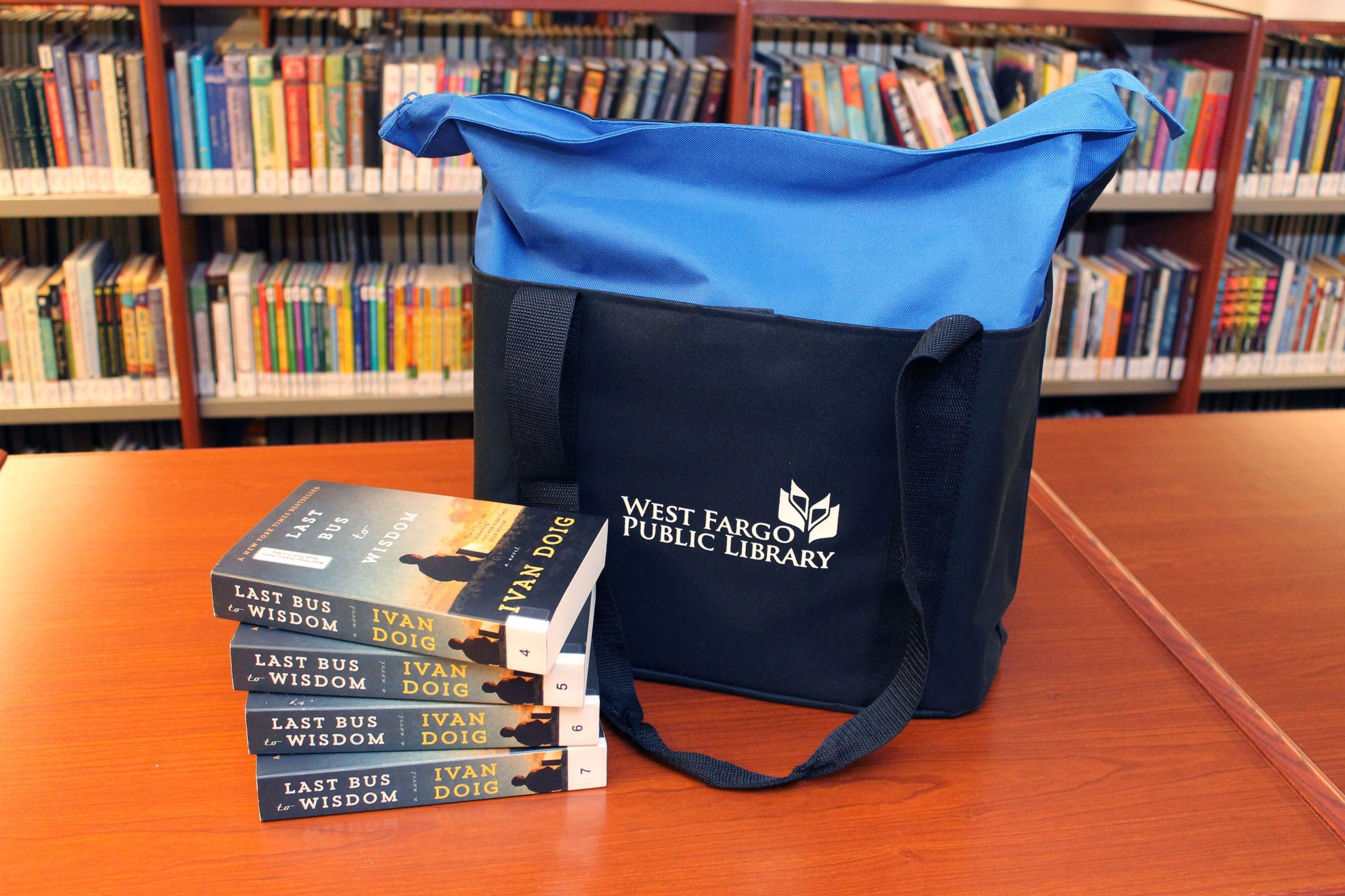 Book-Club-in-a-Bag kit