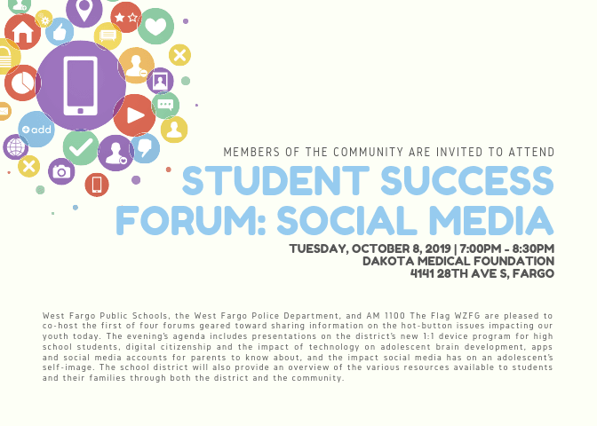 Student Success Forum - Social Media