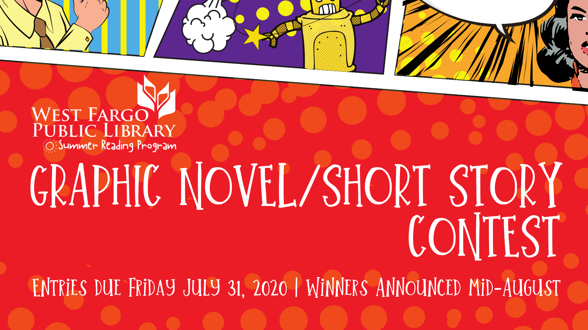 Graphic Novel SS Contest