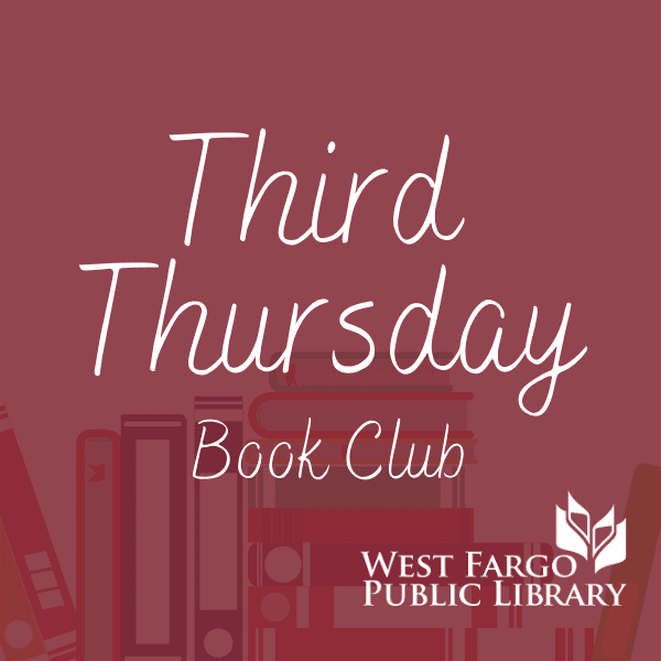 Third Thursday Book Club Graphic Square