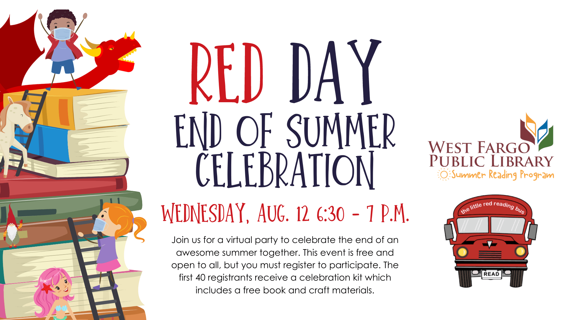 RED Day Celebration Graphic