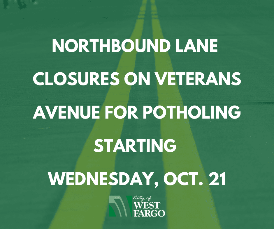 Southbound Veterans Boulevard lane at 23rd Avenue E. closing Monday, Oct. 26