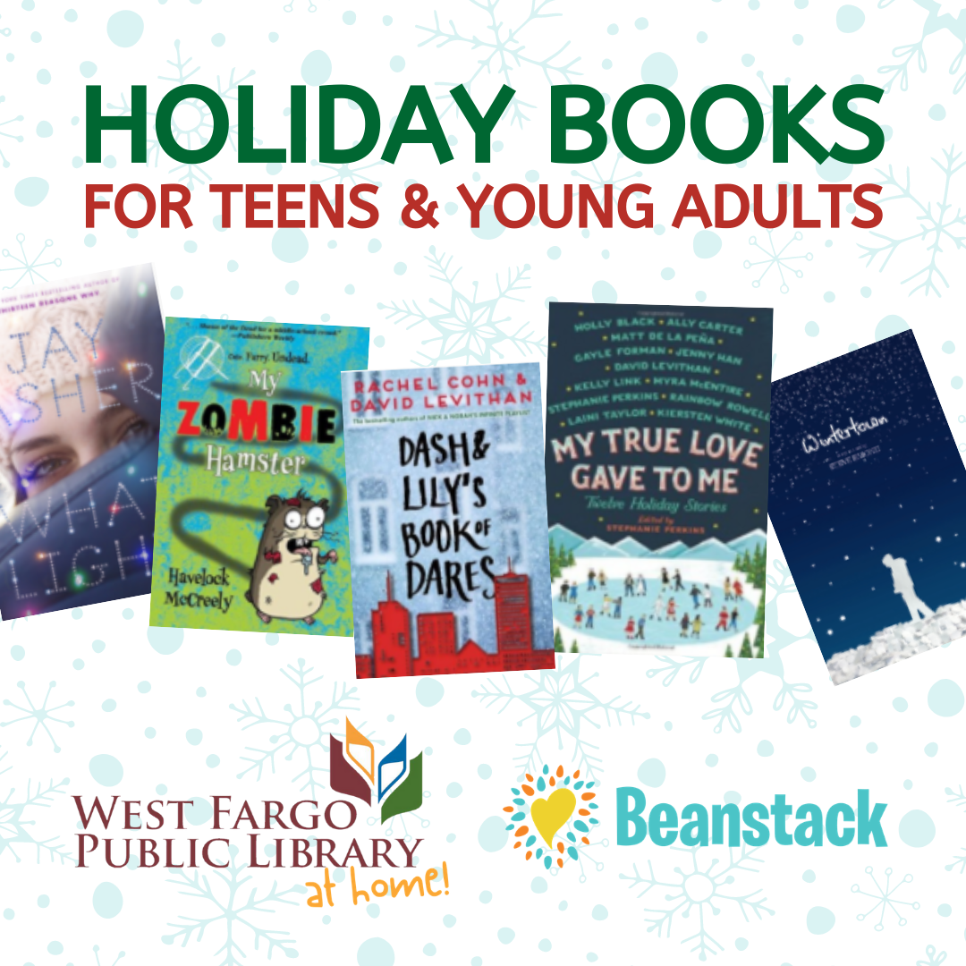 Holiday Book Lists for Teens & Young Adults
