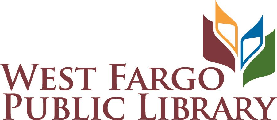 Image result for west fargo library logo