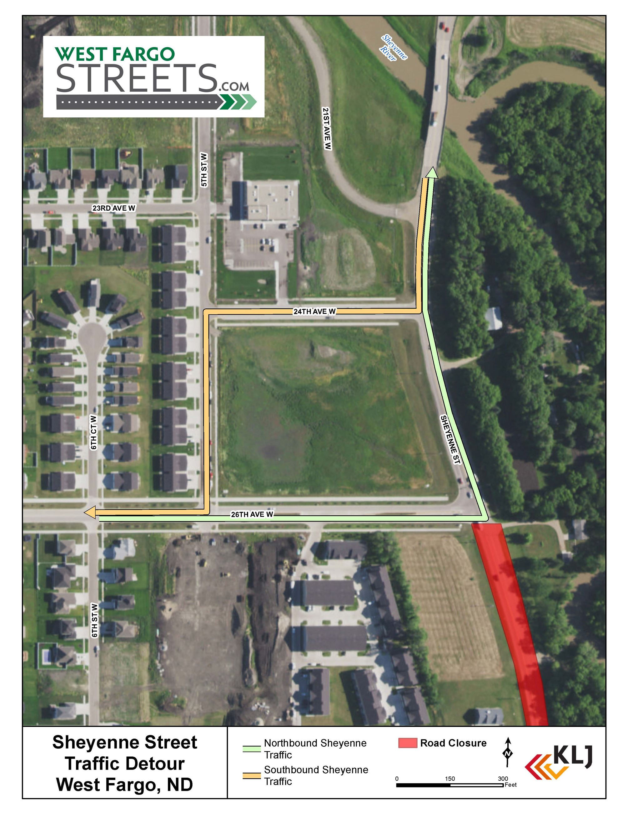 Aug. 21 Closure at 24th Ave W
